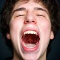 Andreas´ big mouth