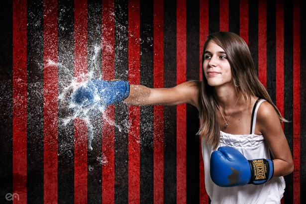 Sam : H2o Boxeuse