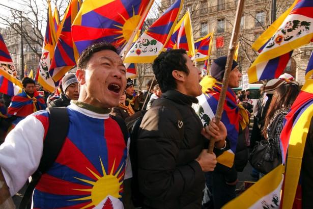 Free Tibet - ©2010 Erick Nguyen