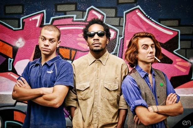 Victor, Martial et Jules-V - ©2010 Erick Nguyen